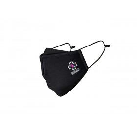 Masque lavable MUC-OFF noir taille L x5