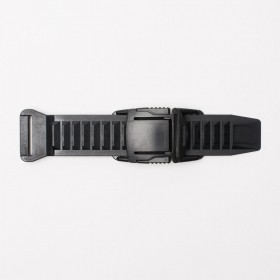 BUCKLE REPLACEMENT - FOR PANT [BLACK] NS
