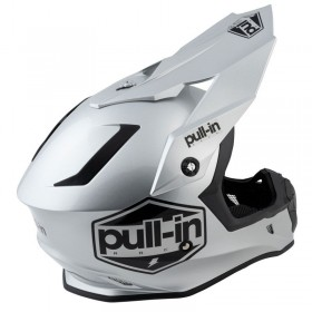CASQUE PULL-IN SOLID ADULTE S GREY SILVE