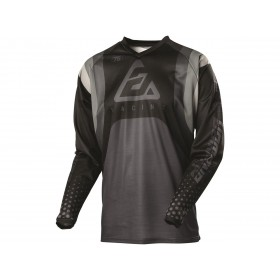 Maillot ANSWER Syncron Swish Nickel/Grey/Charcoal taille S
