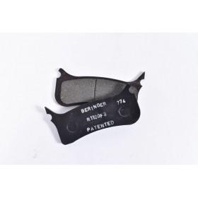 Plaquettes de frein BERINGER Touring métal fritté - KIT1100F3