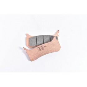 Plaquettes de frein BERINGER Standard route/Sport métal fritté - KIT1100F2