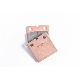 Plaquettes de frein BERINGER Standard route/Sport métal fritté - KIT506HS
