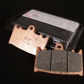 Plaquettes de frein BERINGER Racing métal fritté - KIT2654R2