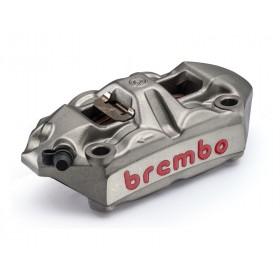 Etrier de frein avant droit BREMBO M4 titane Ø34mm