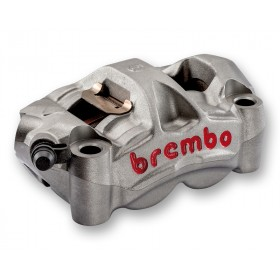 Etrier de frein avant gauche BREMBO M50 titane Ø30mm