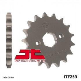 Pignon JT SPROCKETS acier standard 259 - 428