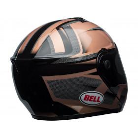 Casque BELL SRT Modular Gloss Copper/Black Predator taille M