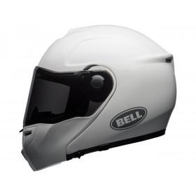 Casque BELL SRT Modular Gloss White taille XL