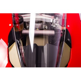Kit caches orifices GILLES TOOLING Race rouge Ducati Panigale V4