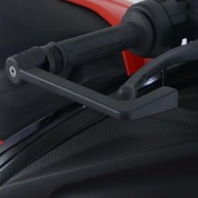Protection de levier de frein R&G RACING noir BMW S1000 RR