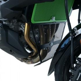 Grille de collecteur R&G RACING Aluminium - Kawasaki Versys 1000