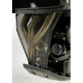Grille de collecteur R&G Racing aluminium - Kawasaki
