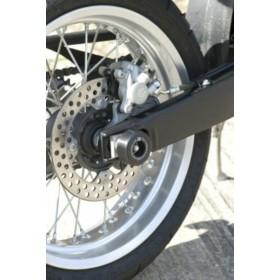Protection de bras oscillant R&G RACING noir Husqvarna SMR630