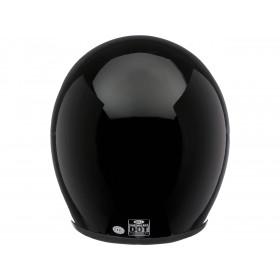 Casque BELL Custom 500 Solid noir taille XXL