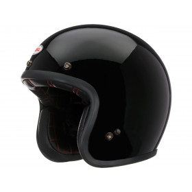 Casque BELL Custom 500 Solid noir taille M