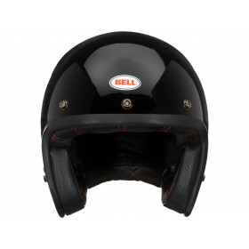 Casque BELL Custom 500 Solid noir taille XS