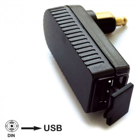 Connecteur DIN-USB BAAS USB4 Angle droit