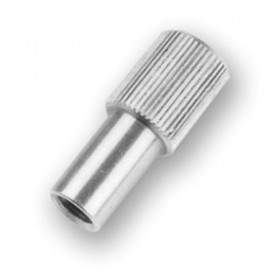 Adaptateur de valve V BIKE pour cartouche de CO2 Presta/Schrader