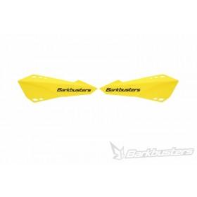 Plastique de protège-mains BARKBUSTERS jaune