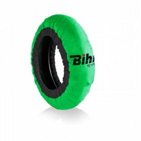 Couvertures chauffantes BIHR Evo2 autorégulée verte pneus 200mm