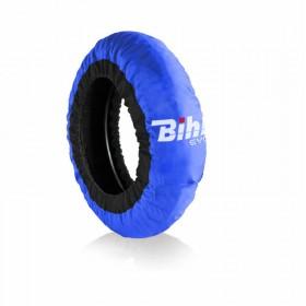 Couvertures chauffantes BIHR Evo2 autorégulée bleu pneus 200mm