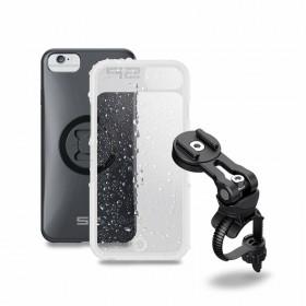 Pack complet SP-CONNECT Bike Bundle II fixé sur guidon et potence iPhone  6/6S/7/8/SE(2020)