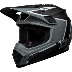 Casque BELL MX-9 MIPS Twitch Matte Black/Gray/White