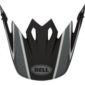 Visière BELL MX-9 Mips Fasthouse Matte Black/Gray