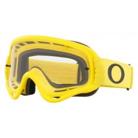 Masque OAKLEY O-Frame® - Moto Yellow écran transparent
