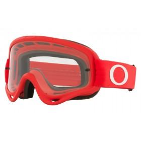 Masque OAKLEY O-Frame® - Moto Red écran transparent
