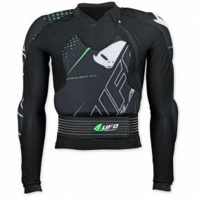 Gilet de protection UFO Ultralight 2.0 avec ceinture noir taille adulte L
