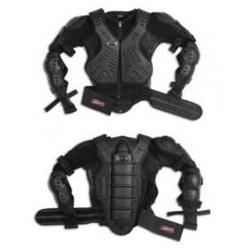 Gilet de protection UFO Scorpion avec ceinture noir XXL
