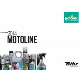 Brochure gamme de lubrifiants MOTOREX