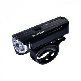 Éclairage vélo V BIKE haute puissance 500lm 1 super led 5w5 modes