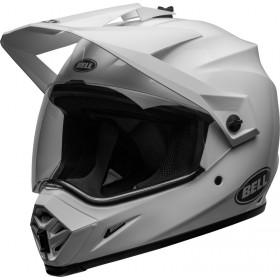 Casque BELL MX-9 Adventure Mips - Gloss White