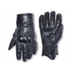 Gants RST Retro II CE cuir mi-saison noir taille XL/11 homme