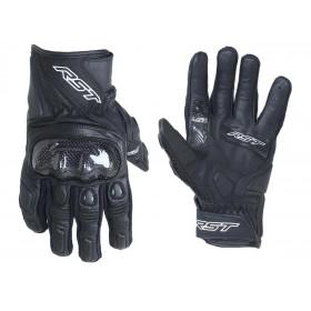 Gants RST Stunt III CE cuir/textile été noir taille XL/11 homme