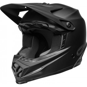Casque BELL Moto-9 Youth Mips - Matte Black