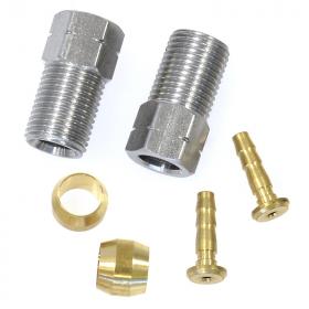 Kit de réparation de durite Shimano XT, XTR, SLX, Deore LX, ALHONGA OD07