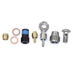 Kit de réparation de durite Hayes Stroker Trail / Carbon / Ace / Gram, Prime Pro / Expert, ALHONGA OD03