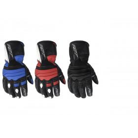 Gants RST Jet CE street cuir/textile été noir taille XS homme