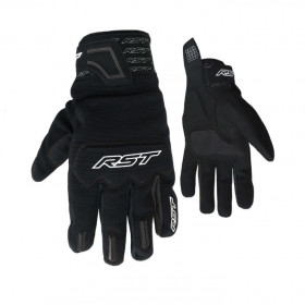 Gants RST Rider CE textile mi-saison noir taille XL/11 homme