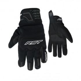 Gants RST Rider CE textile mi-saison noir taille L/10 homme