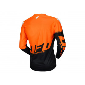 Maillot UFO Mizar Kids orange taille XXXS