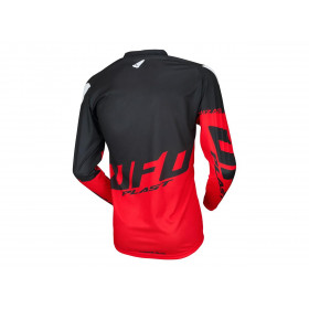 Maillot UFO Mizar rouge taille XL