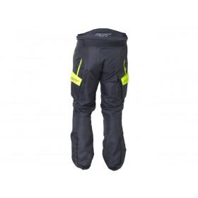 Pantalon RST Rallye textile toutes saisons jaune fluo taille M homme