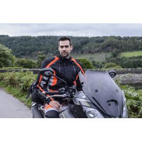 Pantalon RST Rallye textile toutes saisons noir taille M homme