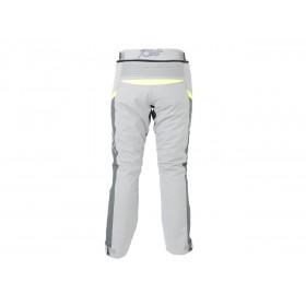 Pantalon RST Ladies Gemma textile toutes saisons gris/jaune fluo taille 4XL femme