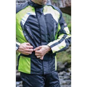 Pantalon RST Alpha IV textile toutes saisons noir taille 4XL homme